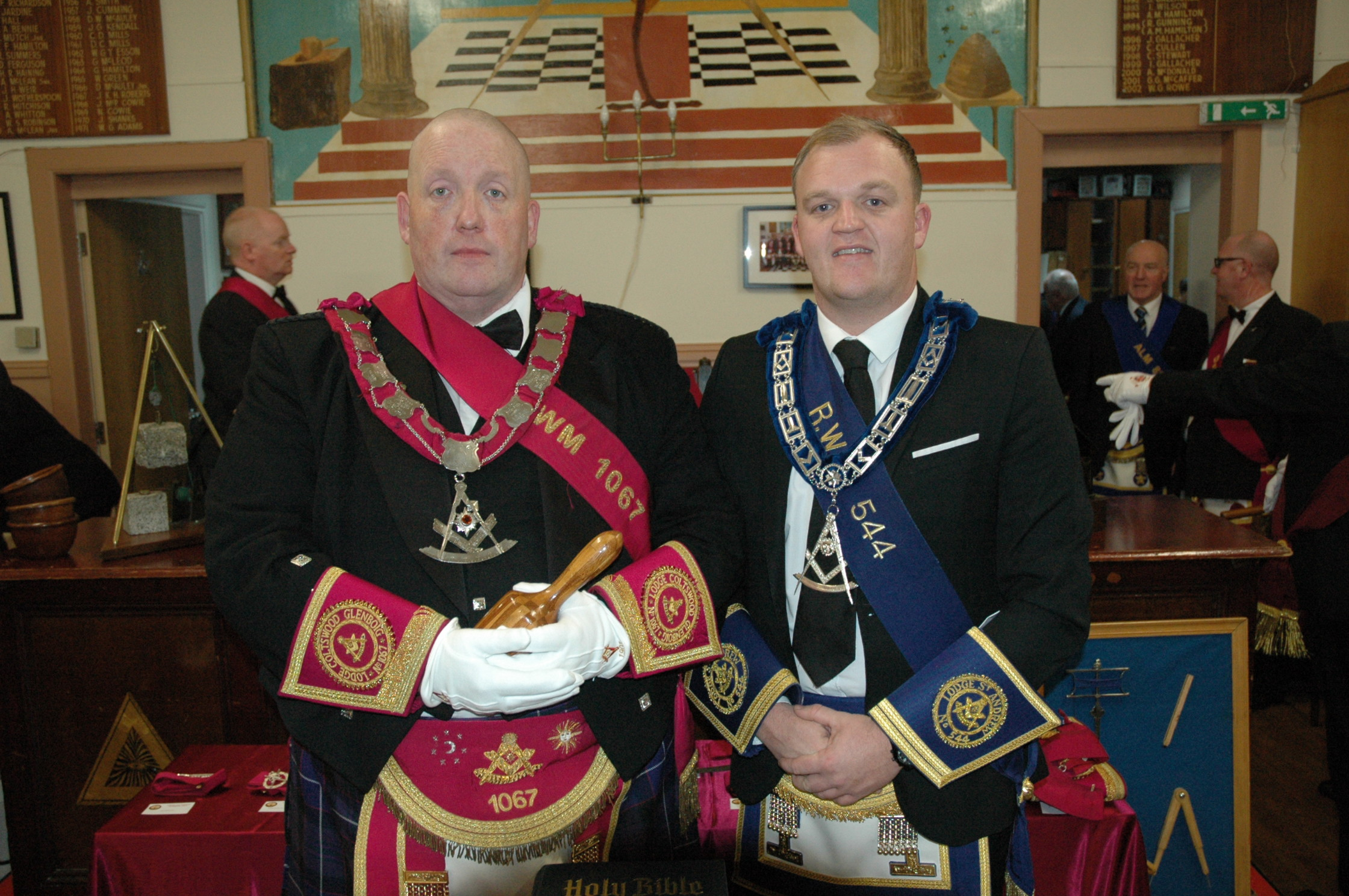 Lodge Coltswood Glenboig No.1067